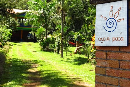 Tenorio B&B Double Room - Río Chiquito - Bed & Breakfast