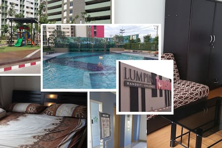 Apartment near Bangkok Don Muang Airport - Rangsit - Apartment