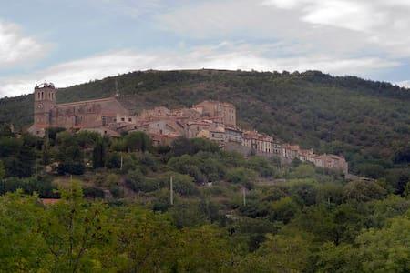 Vakantiehuis in het dorp Mosset, Franse Pyreneeën - Cabane