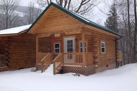 Little Cabin in the Woods - Hendersonville