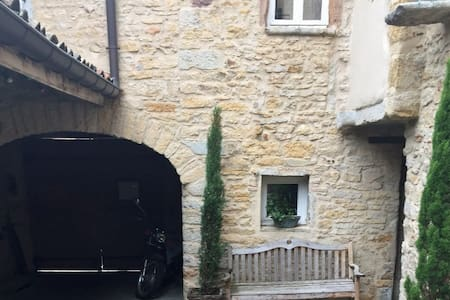 Bed & breakfast au coeur des Monts d'or - Saint-Cyr-au-Mont-d'Or