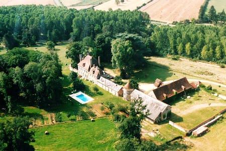 Une maison  en Berry entre châteaux et cathedrales - Huis