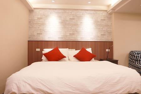 Perfect location for you in Taipei, Ximen MRT - Zhongzheng distrikt - Lägenhet