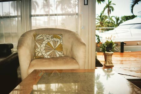 ECONOMY RENT BED  in house million  $ view - Fort Lauderdale - Wohnung