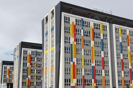 Antalya close to Airport 1+1 residence - Apartamento