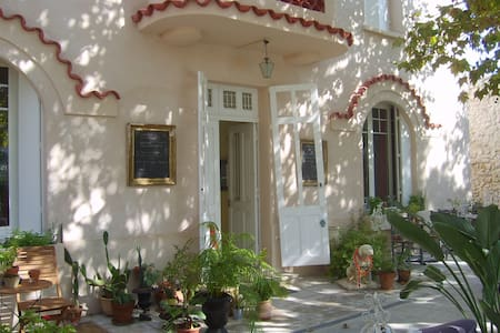 Chambre1 à 3p (+sdb&wc) dans Maison 6 kms Narbonne - Bed & Breakfast