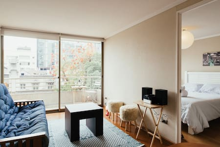 Fantastic AP in the Heart of BellasArtes Lastarria - Santiago - Apartment