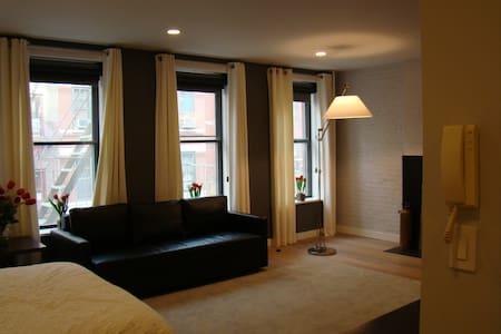 Stylish SoHo Luxury Apartment LES