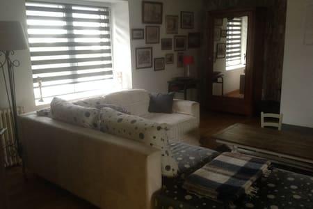 Belle longère spacieuse et confortable - Savenay - Hus