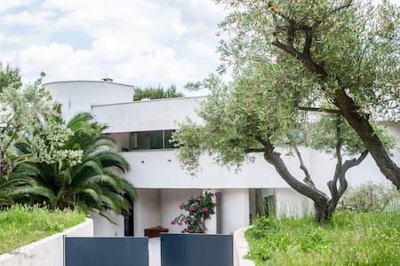 Architectural villa with views near Montpellier - Grabels - Villa