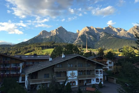Lovely apartment for 4 in Maria Alm - Lakás