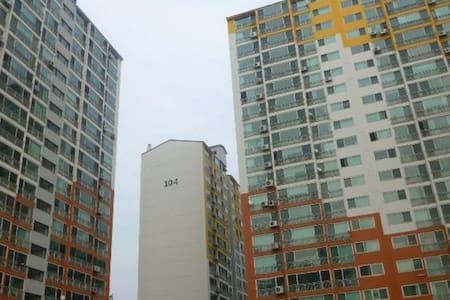 riverside apartment - Pis