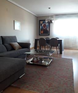Acogedor piso en Arcosur - Saragoça
