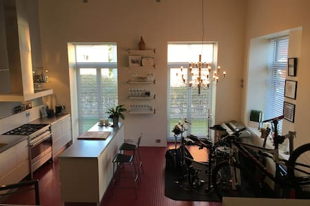 Spacious Apartment in Trondheim - Trondheim - Apartemen