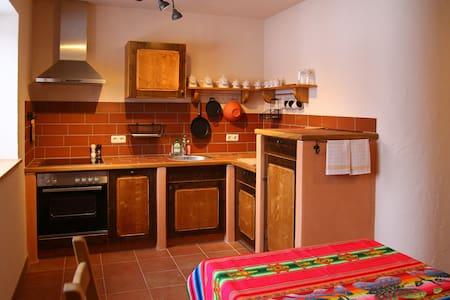 """Ferienwohnung """"Cusco"""" - Wohnen wie in Peru - Eibenstock - Ortak mülk"""