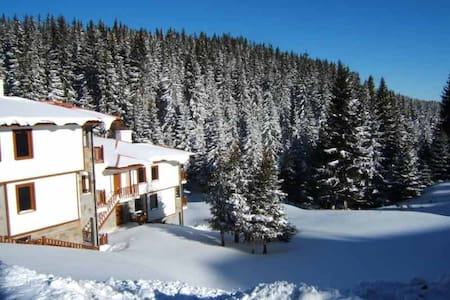 Raikov Ski Lodge, Pamporovo - Apartment