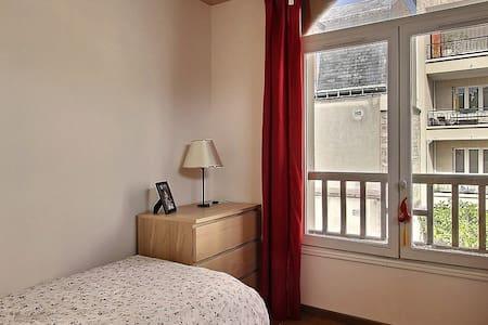 Chambre Butte aux Cailles 1 - Paris-13E-Arrondissement - Дом