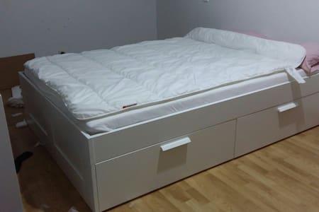 Habitación con cama doble - Bed & Breakfast