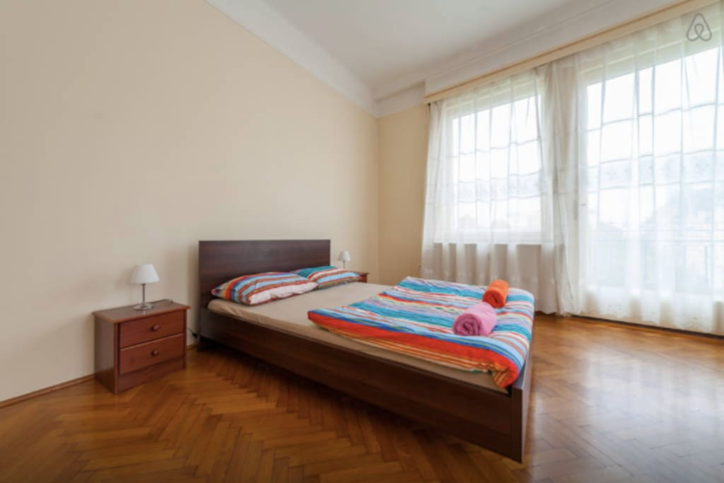 Danube View Private Room AC/Terrace