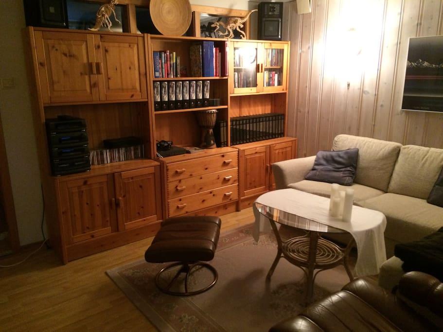 Kjellerleilighet i tomannsbolig   apartments for rent in lillehammer