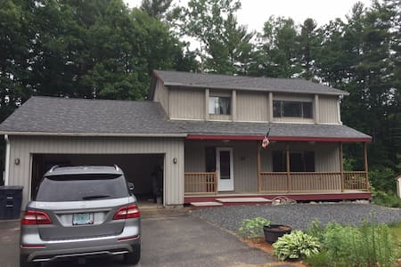 1 Room in Quiet Home in Suburb of Nashua, Exit 4 - Nashua - Casa
