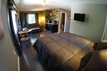 Seattle Adventurer's Loft (Airport/Downtown) - Burien - Lejlighed