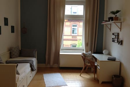Spacy Room in the heart of W-baden - Wiesbaden - Apartment