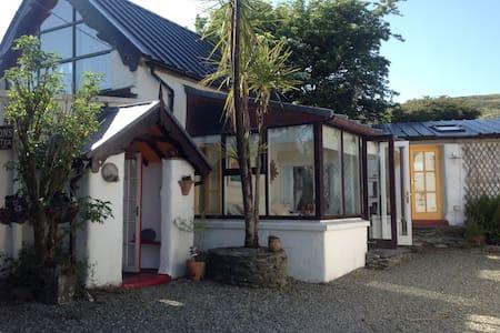 Mount Kid Cottage: Jacuzzi, Sauna and wi fi. - Cabana
