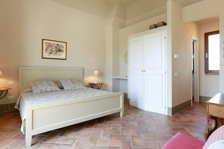 Double Room with Pool - Vinci - House