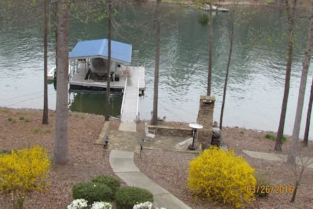Seneca/Clemson SC on Lake Keowee - Seneca - Apartment