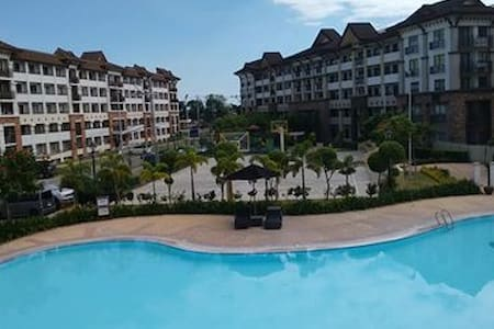 2BR Furnished Condo at One Oasis Davao City - Daire