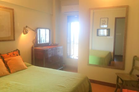 My cozy room in Bandra is great for 1 or 2 people. Central and easy access, comfy bed, ensuite bathroom,  breakfast, WiFi, AC, TV and friendly host make it a haven in busy Mumbai. NOTE:This is our new listing. Pls see our earlier listing reviews :)