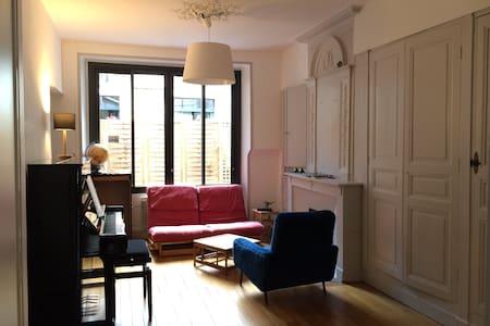 Bel appartement ancien au coeur de Blois - Wohnung