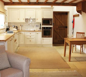 Cotswold stone barn conversion - Chipping Campden - Casa