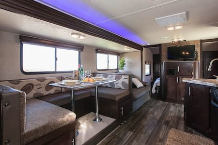 Temecula Wine Country - Luxury RV - Temecula - Camper/Roulotte