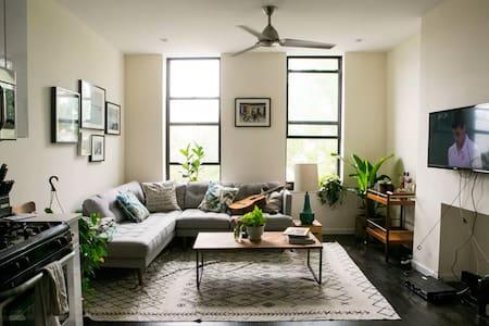 Private Room in Beautiful Apartment