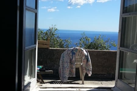 Breathtaking view, private parking + breakfast. - Monterosso al Mare - Other