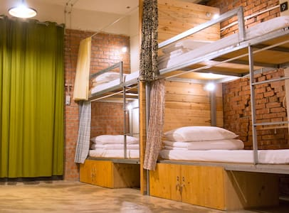 10 Bed Mixed Dorm(Shared bathroom) - Longjing District