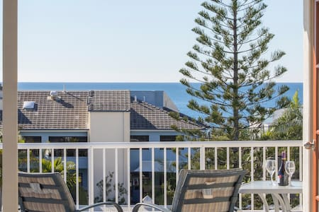 Fabulous double room with ensuite & roof terrace - Maroochydore - Apartment