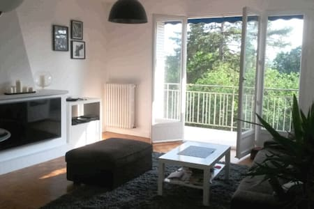Appartement lumineux et calme proche de Tours - Apartment
