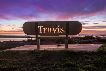 Travs Beach House - House