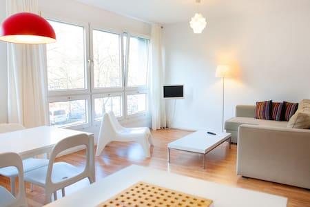 Zentrale Wohnung am Alex (Apt. 11) - Berlino - Appartamento