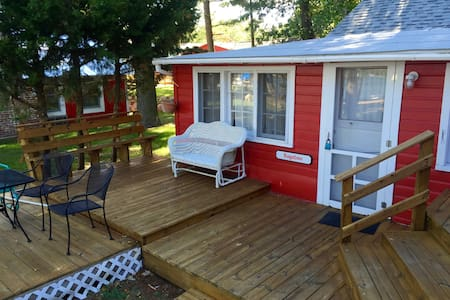 "Silver Lake Cottage ""Bugaboo"" small 2 bdrm, 1 bath - Hus"