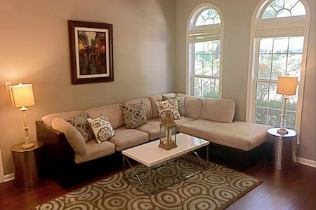 PRIVATE JONESBORO VALLEY VIEW HOME REST & RELAX - Jonesboro - Rumah