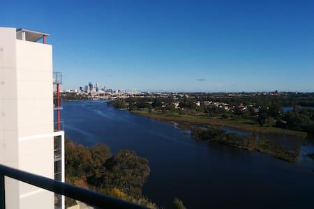 Swan River 8th floor apartment - Wohnung