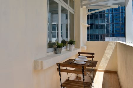 ❤Your Home in the City❤ 2-BR for 6 Pax - Kowloon - Lägenhet