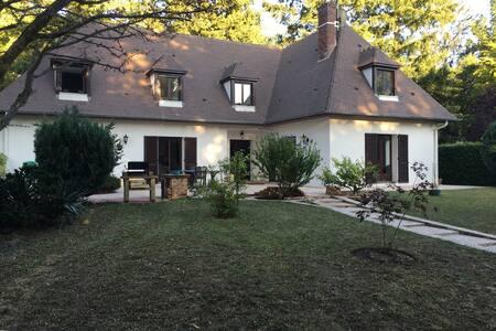 Maison familiale de standing - Lamorlaye - Casa