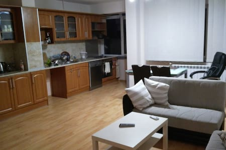 Modern Apartment in a suitable location - Stara Zagora - Apartment