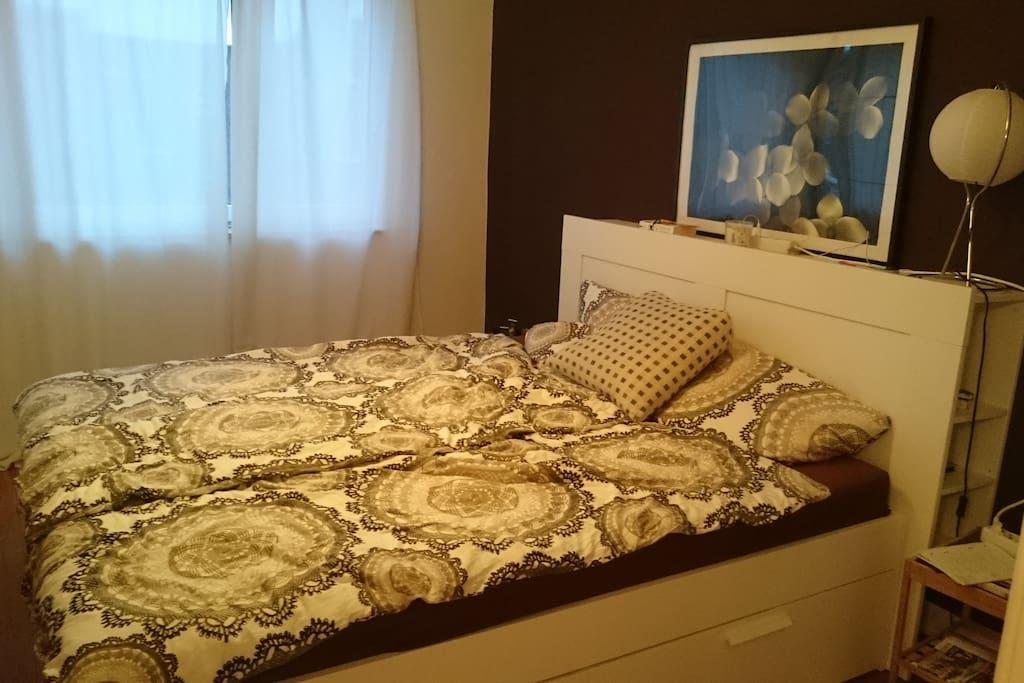 charaktervolle 3 zimmer wohnung in stadtparkn he. Black Bedroom Furniture Sets. Home Design Ideas