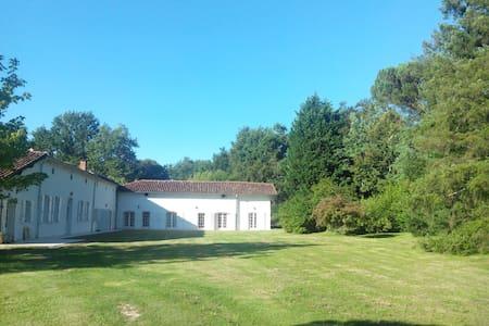 location à proximité de mont de marsan - Pouydesseaux - Haus